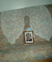 Wanda's Shawl for Anne from Wrapped in Comfort