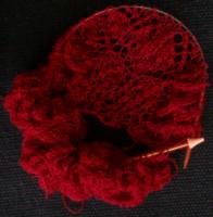 Kathy pattern, yoke, Nina, main body